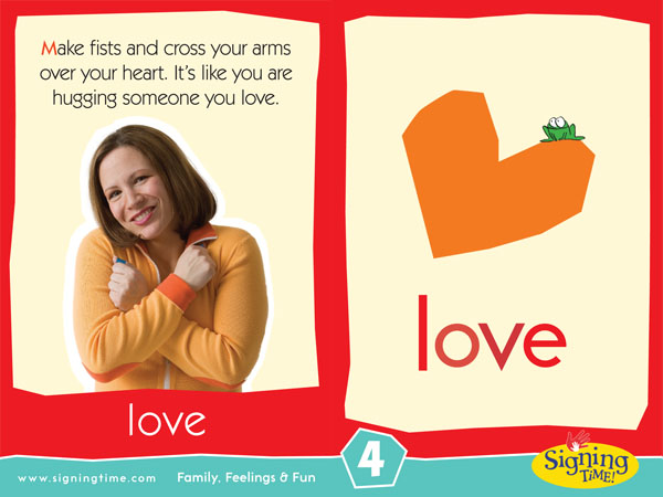 Sign Language for Love